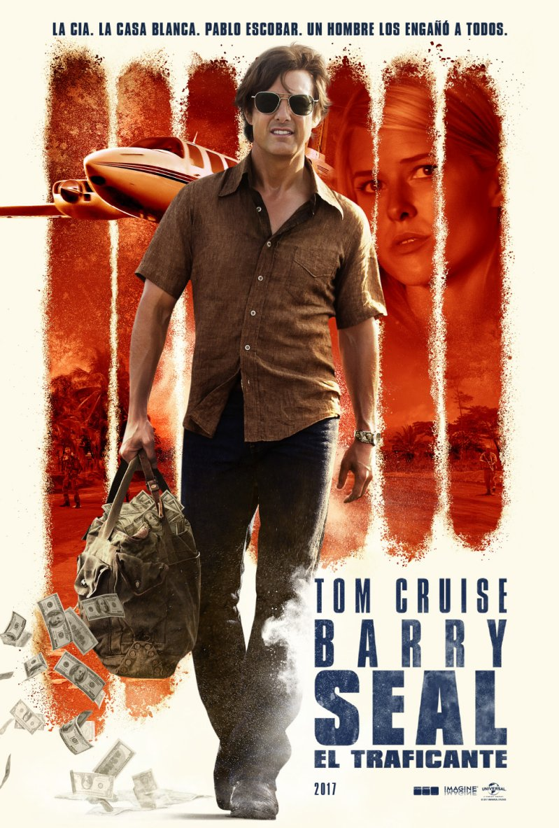 BARRY SEAL EL TRAFICANTE