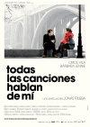 TODAS LAS CANCIONES HABLAN DE MI