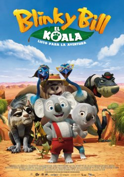 BLINKY BILL EL KOALA (2015)