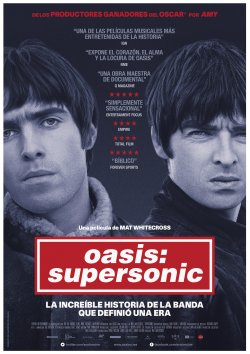 SUPERSONIC - OASIS: SUPERSONIC (2016)
