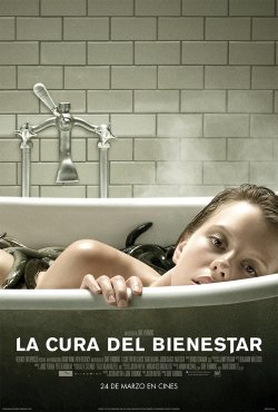 A CURE FOR WELLNESS - LA CURA DEL BIENESTAR (2016)
