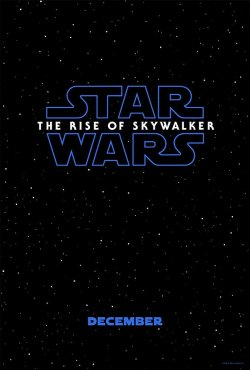STAR WARS EPISODIO 9: THE RISE OF SKYWALKER