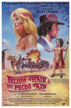 YELLOW HAIR AND THE PECOS KID