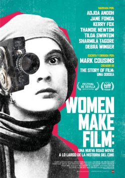 WOMEN MAKE FILM; A NEW ROAD MOVIE THROUGH CINEMA
