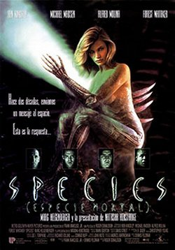 SPECIES - ESPECIE MORTAL