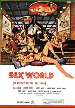 SEX WORLD (EL MUNDO FUTURO DEL SEXO)