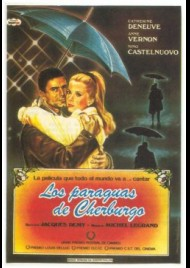 LOS PARAGUAS DE CHERBURGO (1964)