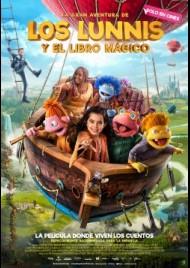 LA GRAN AVENTURA DE LOS LUNNIS Y EL LIBRO MÁGICO (2018)